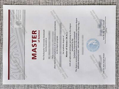 Buy Darmstadt University of Technology Diploma, Get Technische Universität Darmstadt Diplom