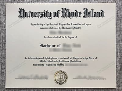 How to Buy University of Rhode Island Diploma Online?