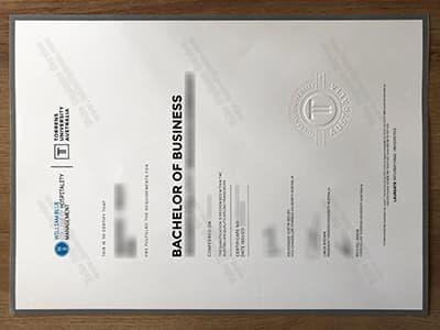 Order a Torrens University of Australia Diploma Online, Fake TUA Diploma