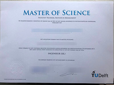 The Delft University of Technology Diploma, Get TU Delft Degree Online