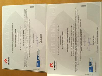 How to Get an Erasmushogeschool Brussel Diploma Online?