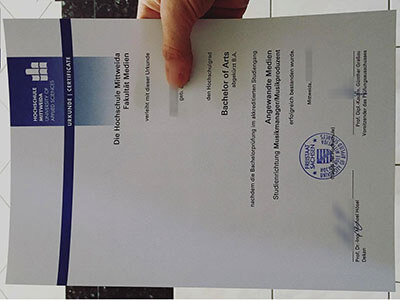 Hochschule Mittweida Diploma, How to buy it online?
