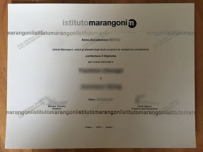 How to Get an Istituto Marangoni Diploma Online?
