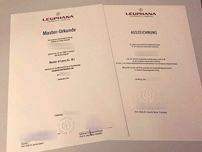 How to Get a Leuphana Universität Lüneburg Diplom Online?