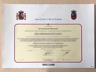 UGR Diploma, Buy a Universidad de Granada Diploma Online