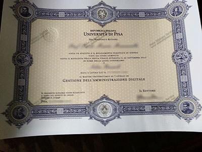 Buy a Università di Pisa diploma, Copy Fake University of Pisa Diplomas