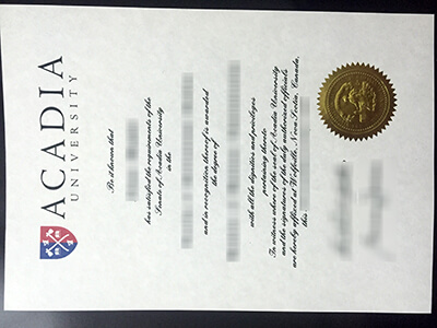 How Real is The Fake Arcadia University Diploma?