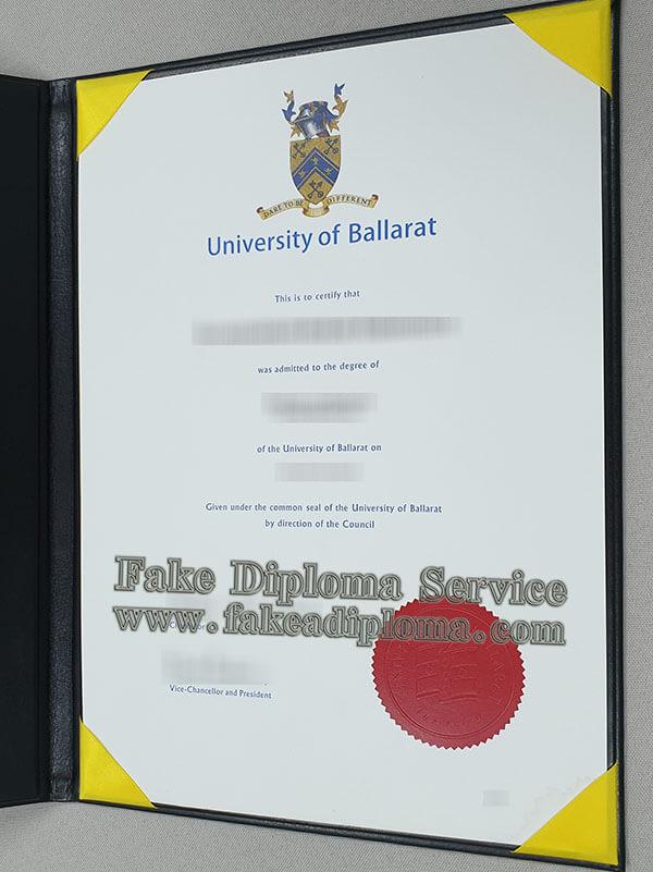 buy Fake University Of Ballarat Degree, Get A Fake UB degree