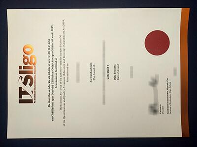 Get Institiúid Teicneolaíochta Sligeach Diplomas(ITS Diploma)