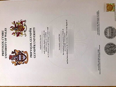 Process of Buying The University of Wales Diploma