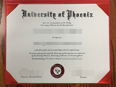 How much for a University of Phoenix Fake Diploma?