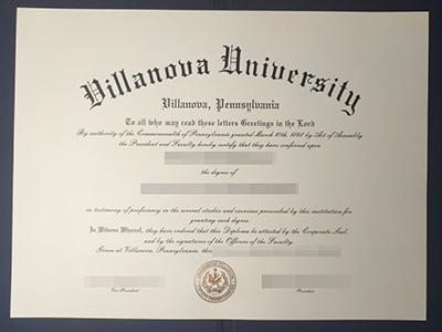 How to Buy a Fake Villanova University Diploma Online