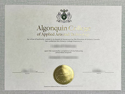 Where can i order a latest fake Algonquin College diploma