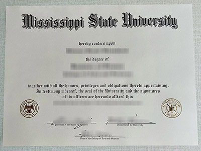 Secrets to Get A Fake Mississippi State University Diploma