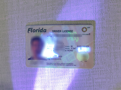 Can I go to a bar with fake Florida driver license? buy fake driving card