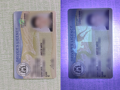 Superb method to get a fake Western Australia driving licence