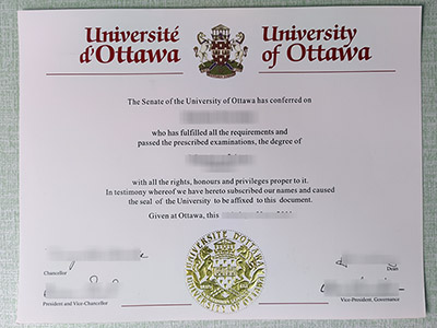 How Long It Takes to Get A Fake University of Ottawa Degree