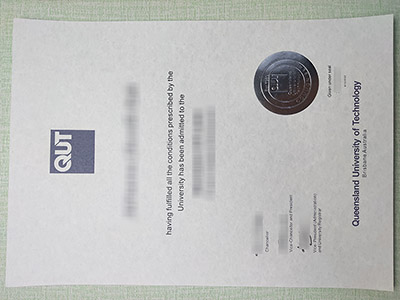 How Long to Make A Fake Queensland University of Technology Diploma